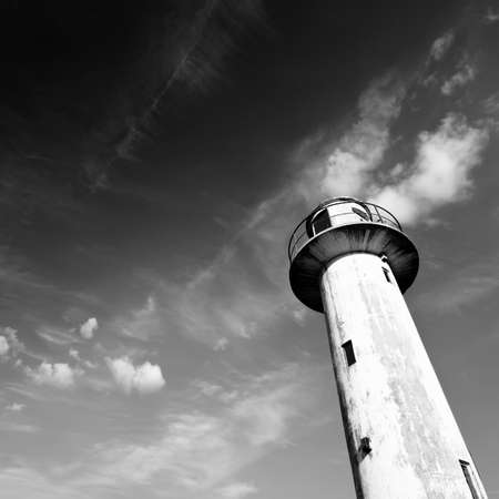 Lighthouse and sky Stock Photo - 14243614