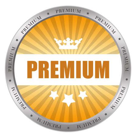Premium icoon