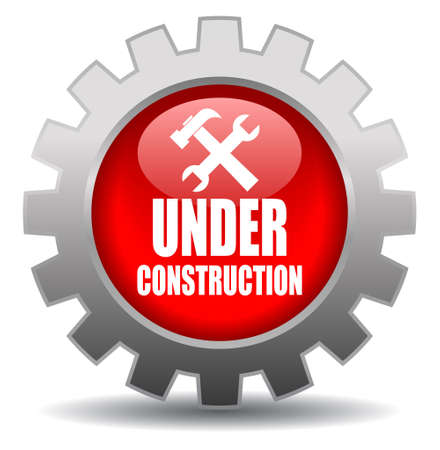 under construction: under construction sign