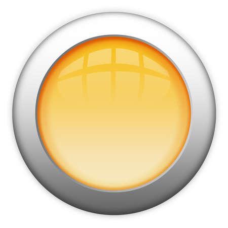 pushbutton: Blank metal button