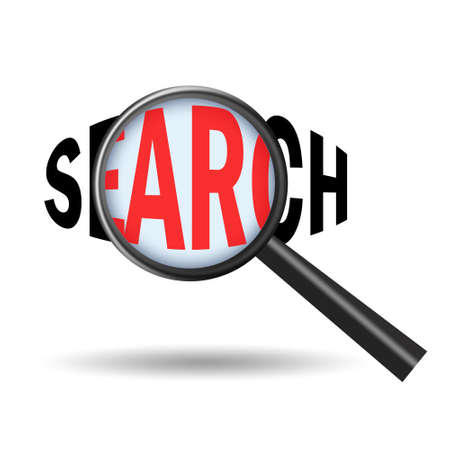 find answers: Search icon