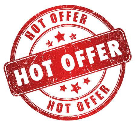 Hot offer grunge stamp photo