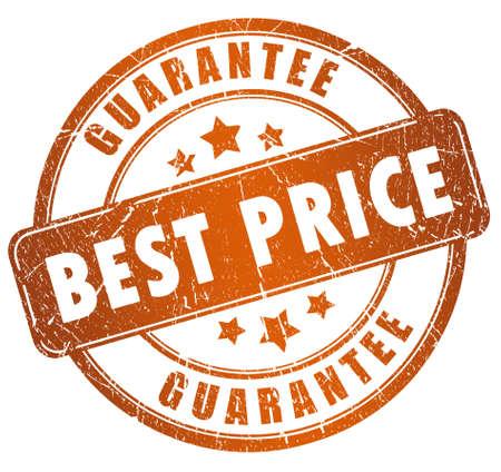low price: Garanzia del miglior prezzo Archivio Fotografico