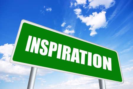 inspira?�o: Sinal Inspiration