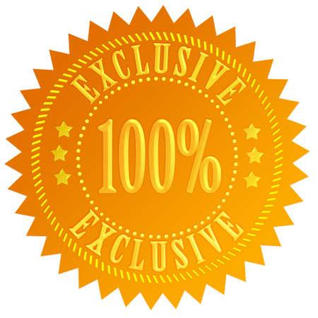 especial: 100 exclusive icon