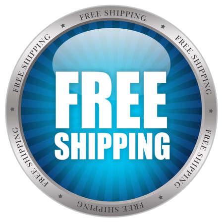 Free shipping icon Stock Photo - 15286000