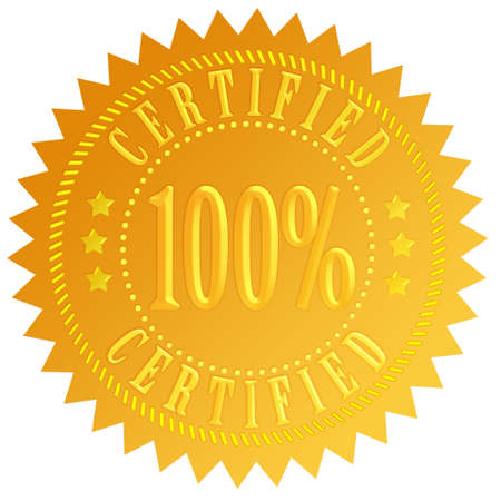 ratificaci�n: Certificado icono