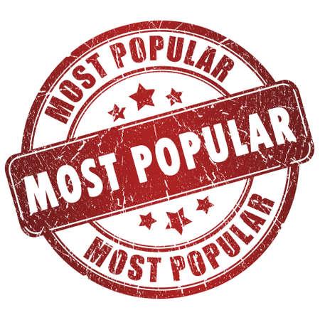 유명한: 가장 인기있는 우표