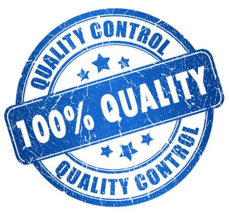 Quality stamp Stock Photo - 15589256