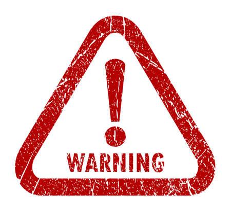 предупреждать: Предупреждение штамп