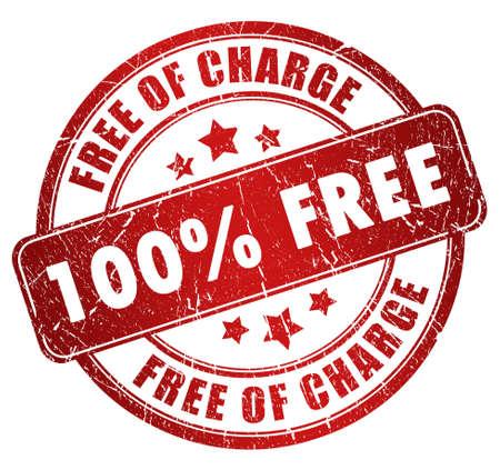 charging: Free grunge stamp