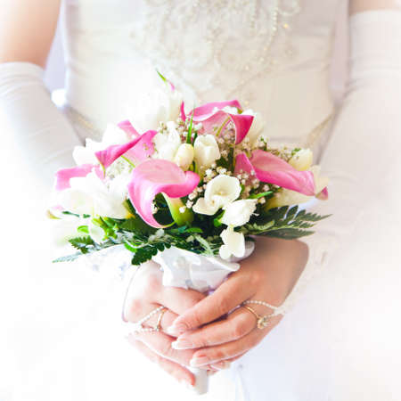 Bride bouquet photo