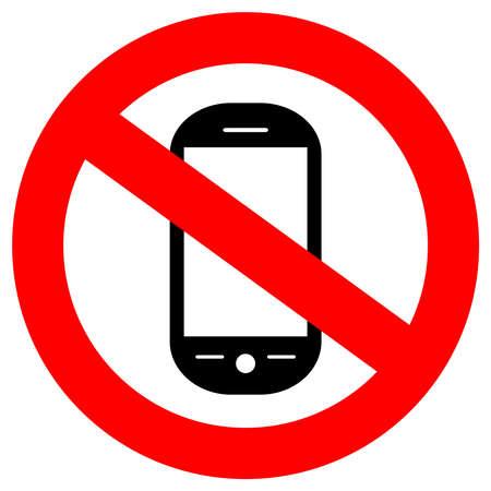 aucun signe smartphones