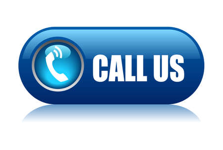 callcenter: Call us vector button Illustration