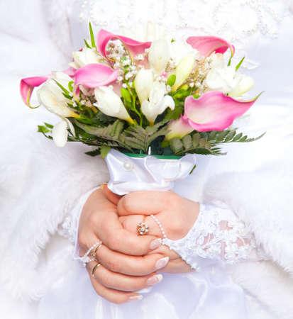 Bridal bouquet Stock Photo - 16035635