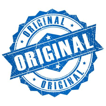 estampa: Vector original sello Vectores