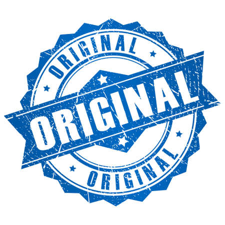 Vector original sello