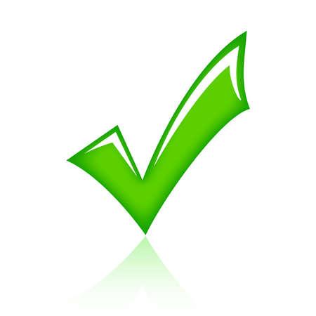 to tick: Vector verde garrapata