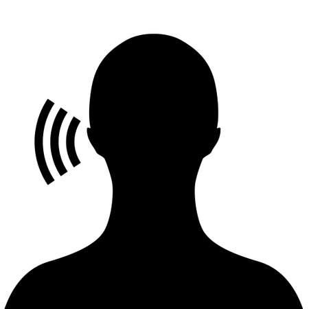 oir: Vector escuchar s�mbolo