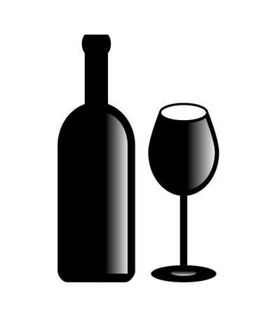 wine symbol Stock Vector - 17898540