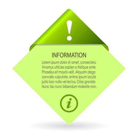マニュアル: 情報リーフレット