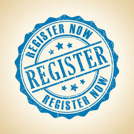 or now: register now seal