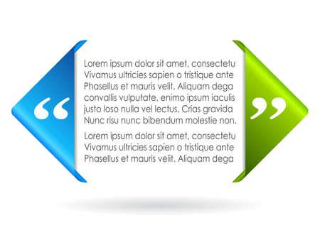 cotizacion: s�mbolo citaci�n, a�ade su texto