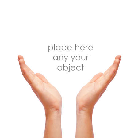 facilitation: Human supporting hands