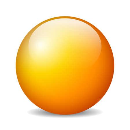glitter gloss:  glossy sphere
