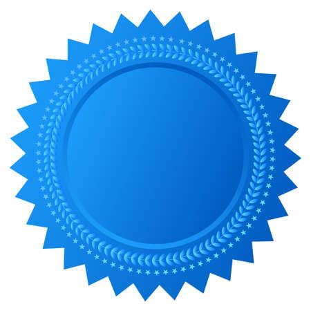 Vector star seal Stock Vector - 18831317
