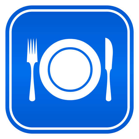 Signo de restaurante