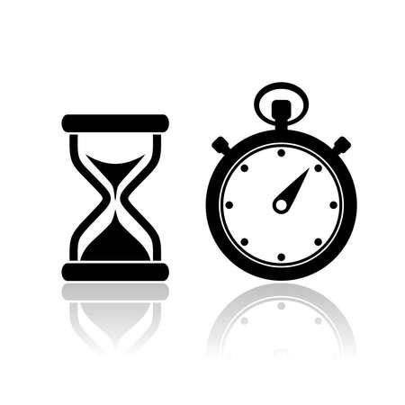 relógio: Ícones Cronômetro