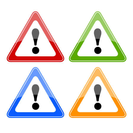risks ahead: Signos de peligro