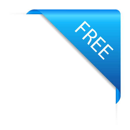 Free corner Vector