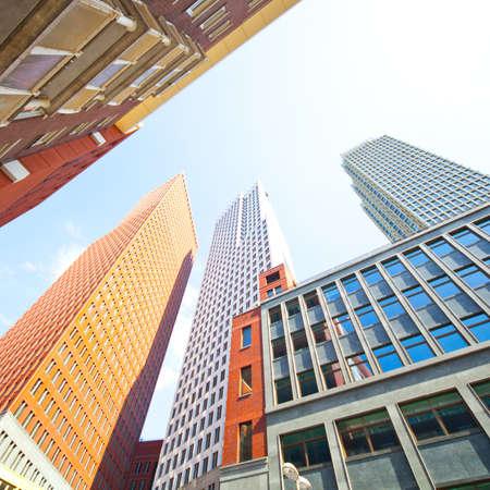 sky scrapers: City photo