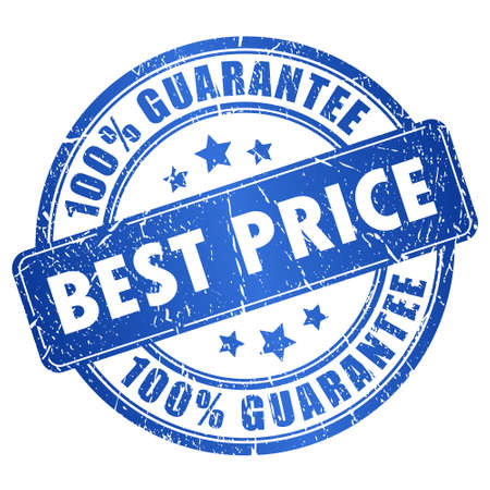 Miglior prezzo marchio di garanzia Vettoriali