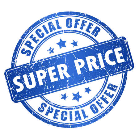 especial: Super price stamp