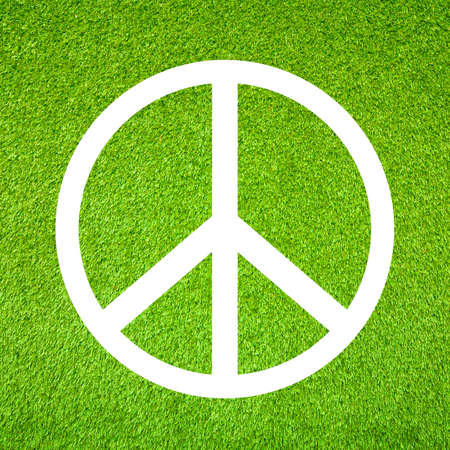 peace movement: Peace symbol