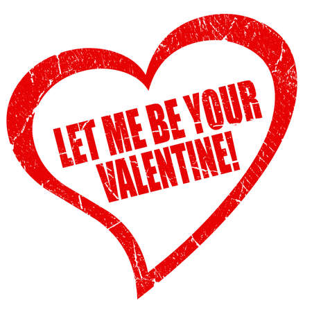 Let me be your valentine Stock Photo - 23660090
