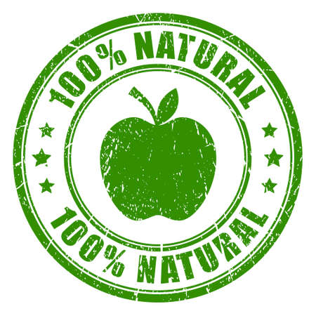 Natural icon Vector