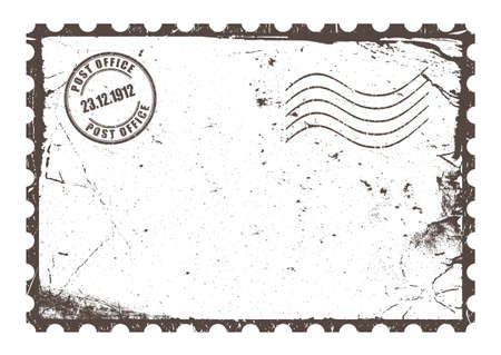 Carte postale de cru
