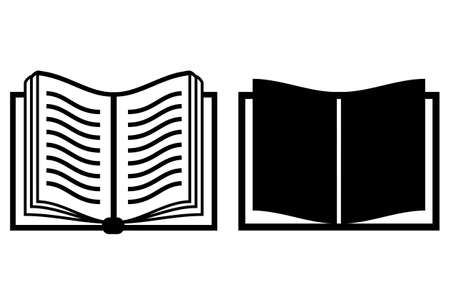 Book icon Stock Vector - 25096554