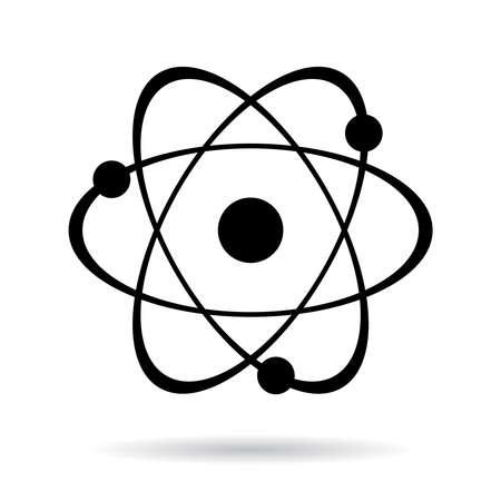 Icono del átomo
