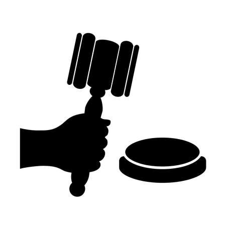auctioneer: Auction symbol