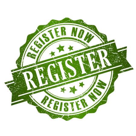 Register stamp