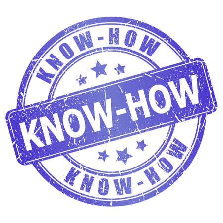 knowhow: Know-how stamp