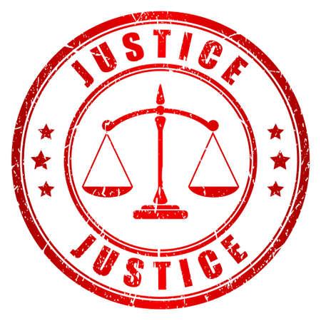 weigher: Justice stamp