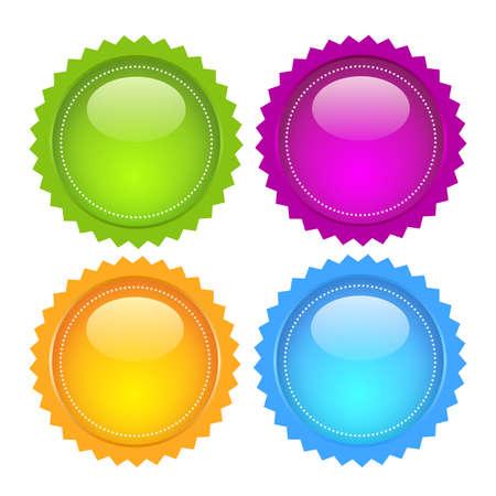 star icons: Star icons Illustration