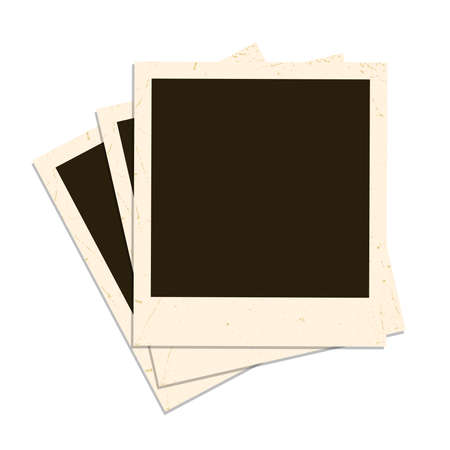 photoframe: Old photo frame