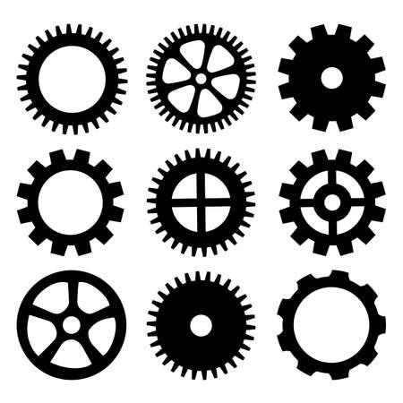 Wheels Vector